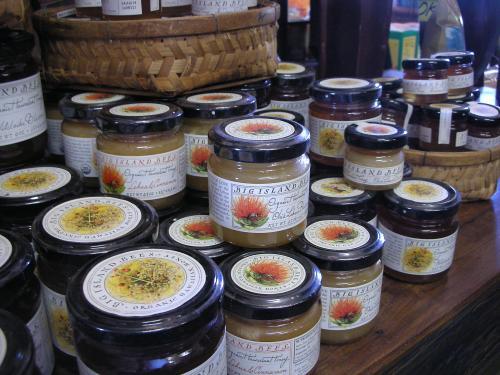 organic hawaiian honey