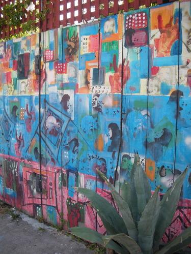 Balmy Alley Murals