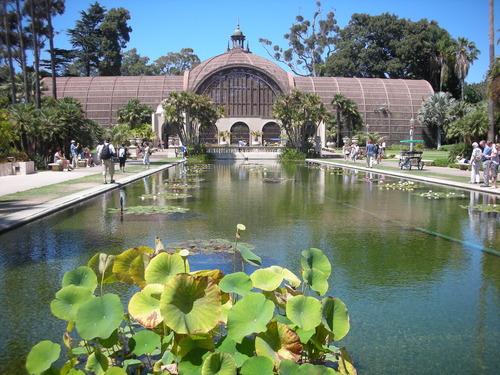 Botanical Building / Balboa Park