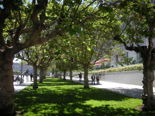 Civic Center Plaza