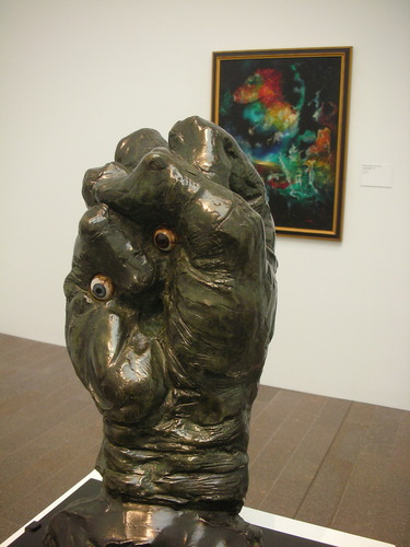 Contemporary Art / De Young
