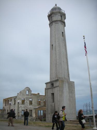 in Alcatraz