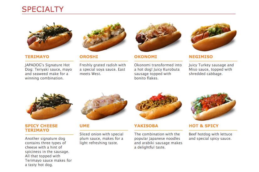 japadog_menu