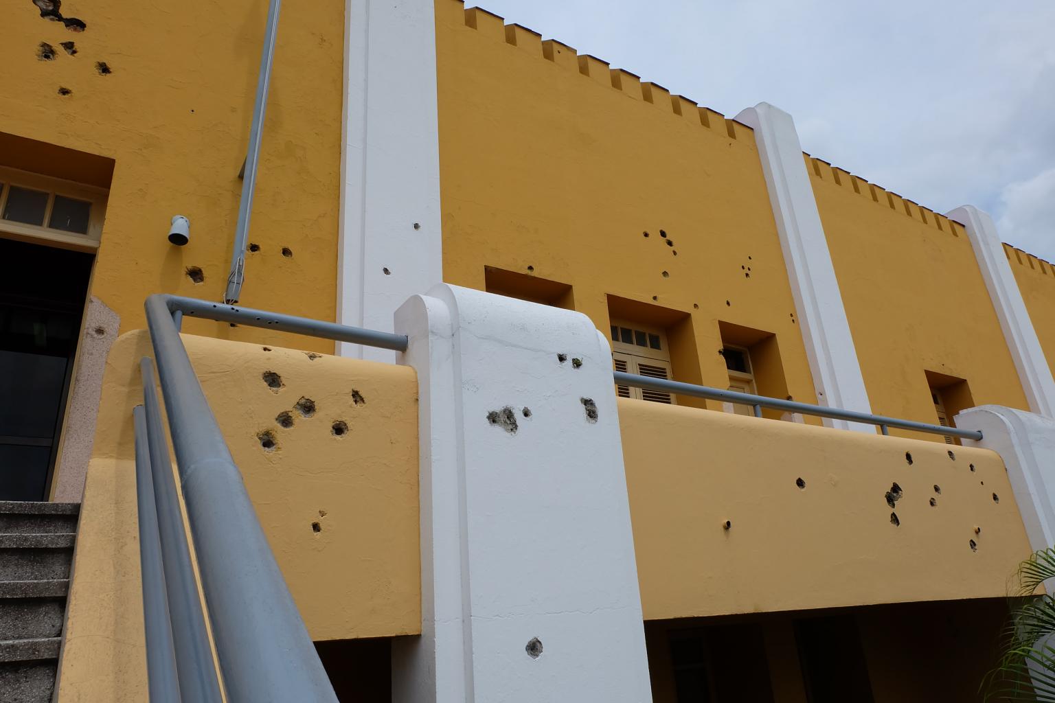 Museo 26 de Julio Cuartel Moncada