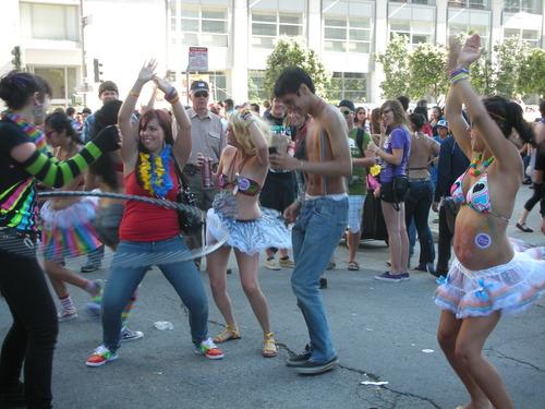 Pride Parade Festival