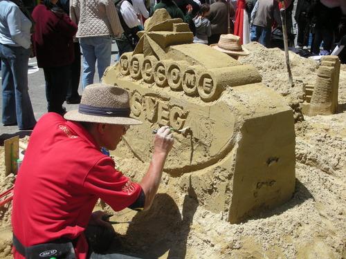 Sands Art