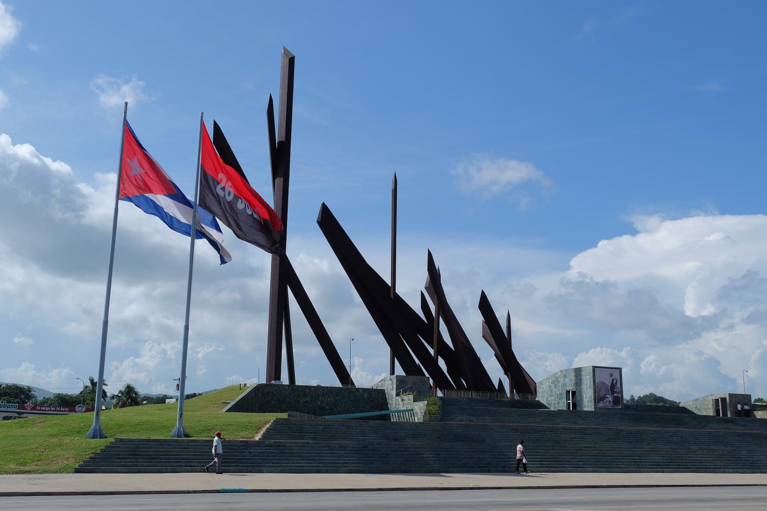 Plaza Antonio Maceo Grajales