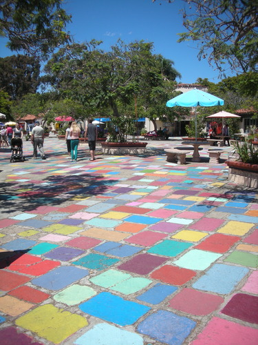 Spanish Village Art Center / Balboa Park