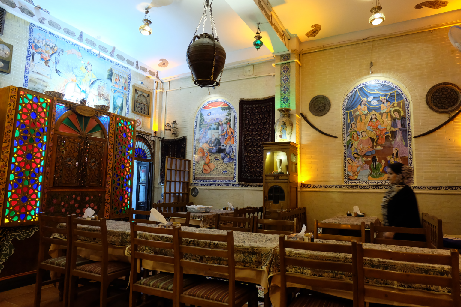 Seray-e Mehr Teahouse & Restaurant
