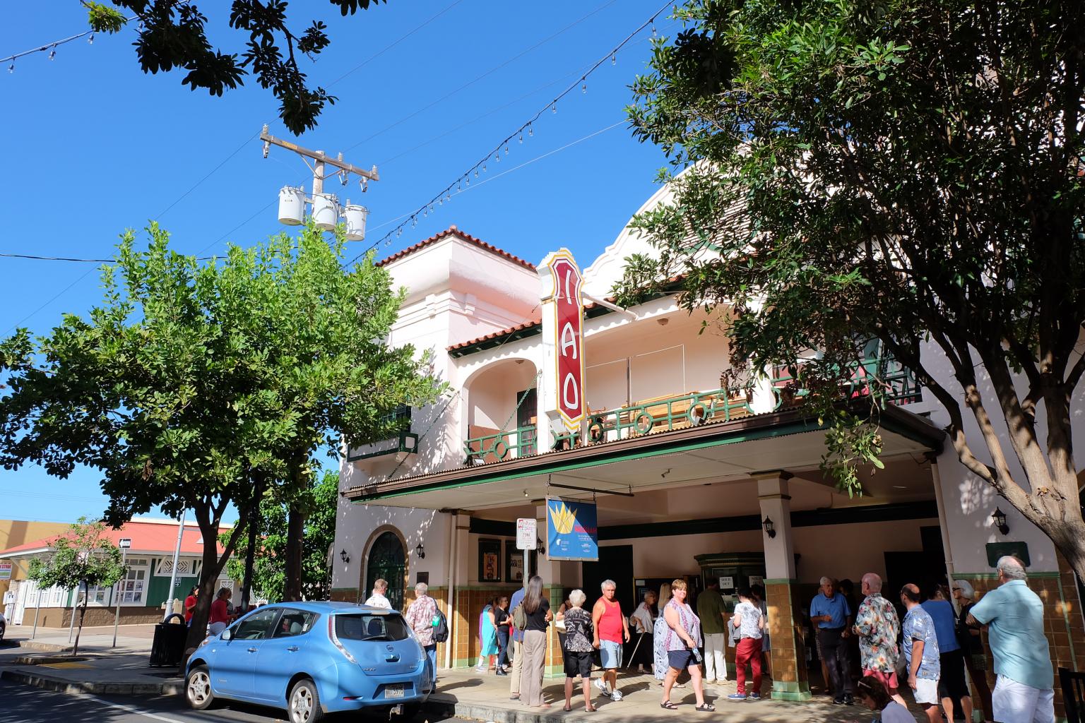 Historical Iao Theatre