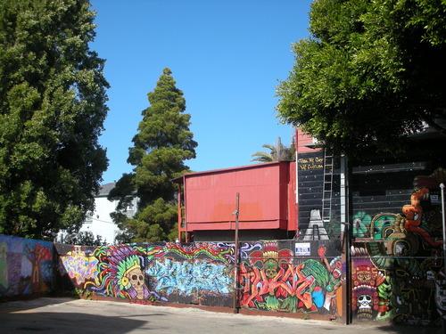 Wall Arts on 24th